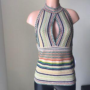 Missoni Tops size 44 open back